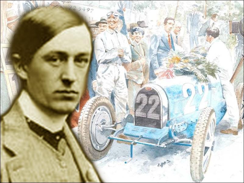 Ettore Bugatti implanta sa première usine de construction automobile en Alsace en 1909. Quelle était la devise de ce grand visionnaire de génie ?