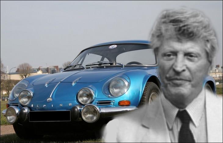 Jean Rédélé crée la société anonyme des automobiles Alpine en 1955. Quel titre remportera-t-il en 1973 après son association avec Renault ?
