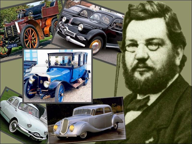Associé à Emile Levassor, René Panhard fonde la firme automobile du même nom en 1891. En 1895 la marque s'illustre en gagnant quelle grande course ?