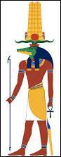 Quel est le dieu égyptien des crocodiles ?
