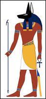 Quel est le dieu égyptien des enterrements et des rites funéraires ?