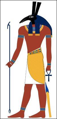 Quel est le dieu égyptien du désert, de la foudre, du désordre et ancien lieutenant de Ré ?