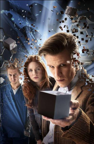 Dans l'épisode «L'Invasion des cubes », Rory et Amy étaient au départ :