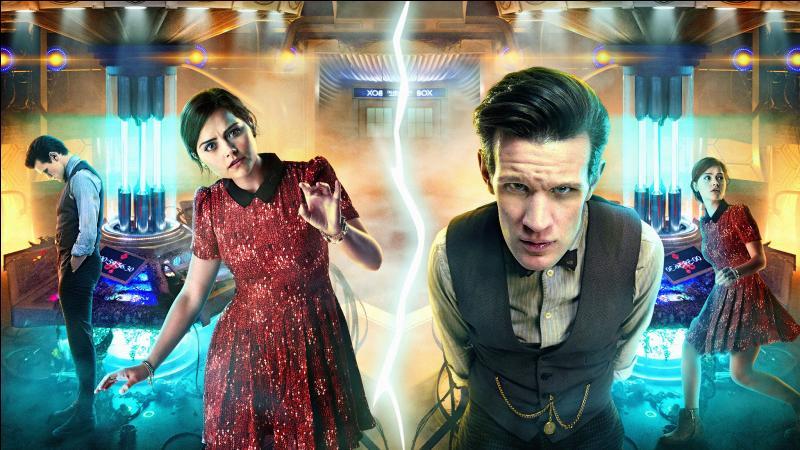 Dans l'épisode « Voyage au centre du TARDIS », comment le TARDIS se retrouve-t-il dans le vaisseau des trois frères ?