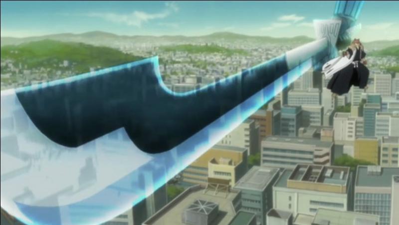 Le Loup de la Division 7, le capitaine Komamura possède un Shikai qui s'appelle ... ?