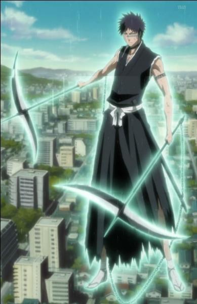 Shūuhei Hisagi, lieutenant de la neuvième division possède lui aussi un Shikai, comment s'appelle-t-il ?.