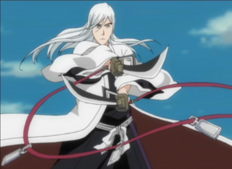 Jushiro Ukitake, capitaine aux longs cheveux blancs, possède un sabre qui se nomme ... ?