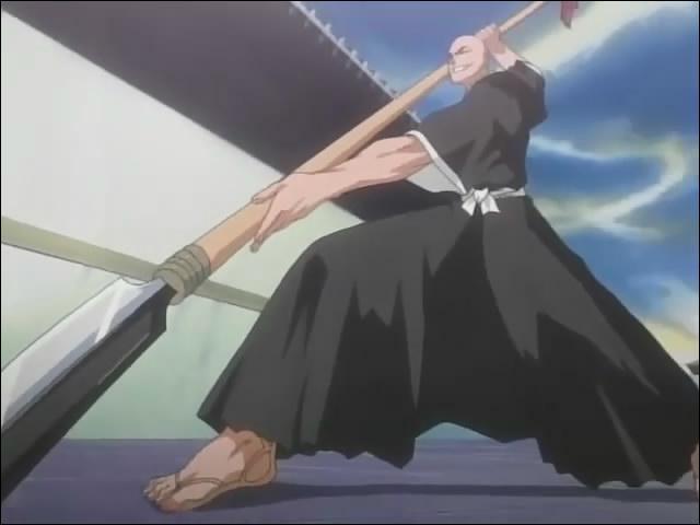 Le Shikai de Ikkaku Madarame se nomme ... ?