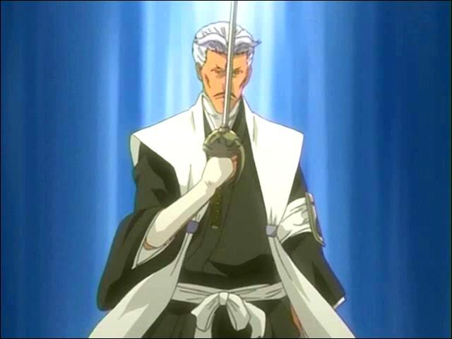 Le Shikai de son vice-capitaine Chojiro est ... ?