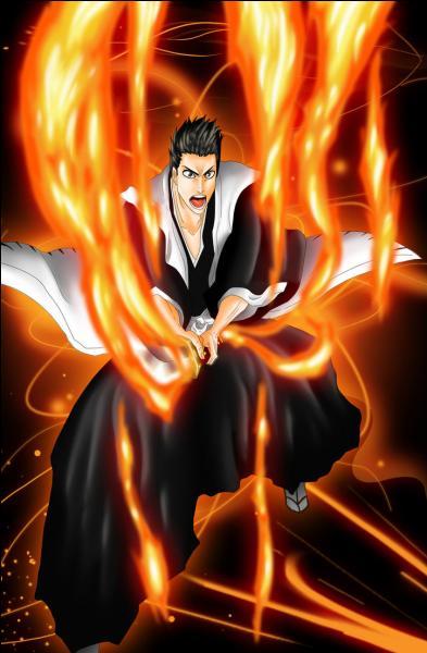 Ensuite le nom du shikai de son père Isshin est...