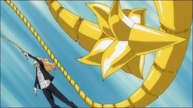 Rojuro Otoribashi (Rose), a un sabre nommé...