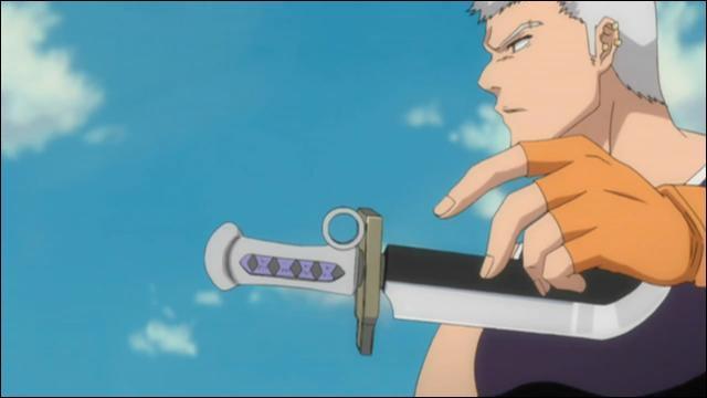 Kensei Mugumura, a un shikai au nom de...