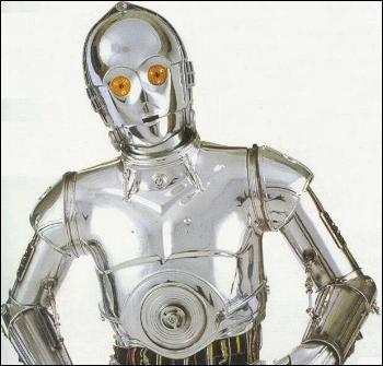 Quel est le matricule de ce droïde ?
