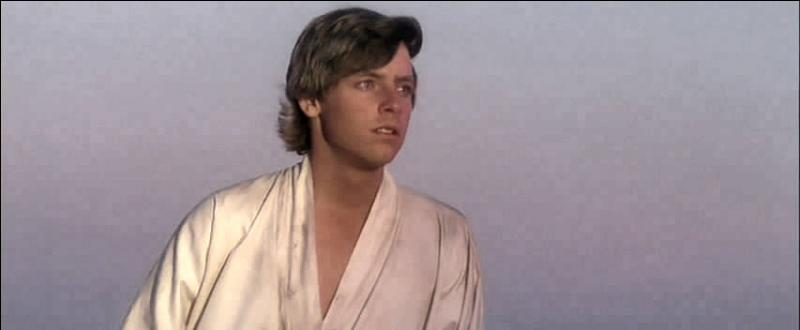 Dans l'épisode 4, quel âge a Luke Skywalker ? (le personnage)