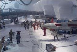 """Dans l'épisode 5, sur quelle planète se trouve la base """"Echo"""" des rebelles ?"""
