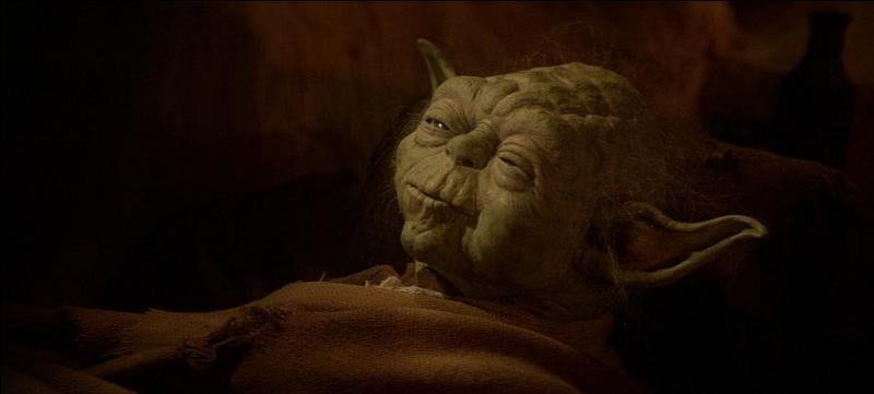 À quel âge Yoda meurt-il ?