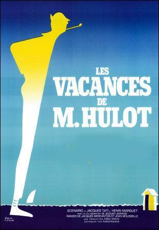 """Qui a réalisé le film """"Les vacances de Monsieur Hulot"""" ?"""