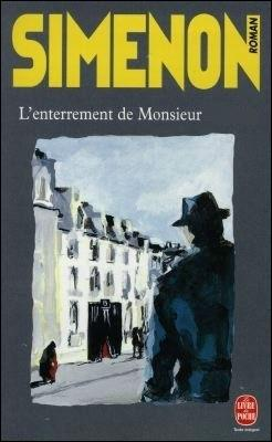 Quel est le titre de ce roman de Georges Simenon ?