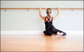 Pas facile non plus (un conseil, arrêtez de vous concentrer sur la danseuse ! ).