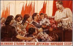 Dans le communisme, la société est :