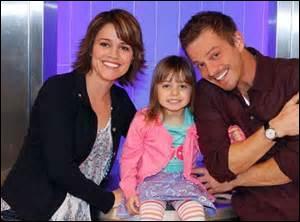 Comment s'appelle la fille de Lindsay et Danny Messer ?