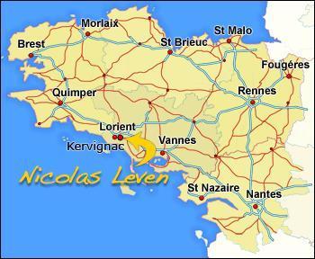 Saint Malo se trouve