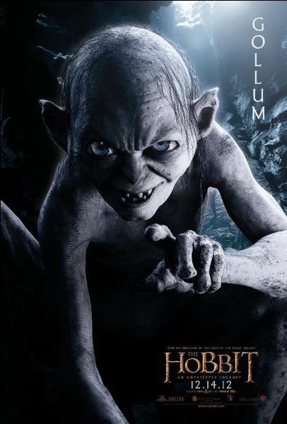 Qui joue Gollum ?