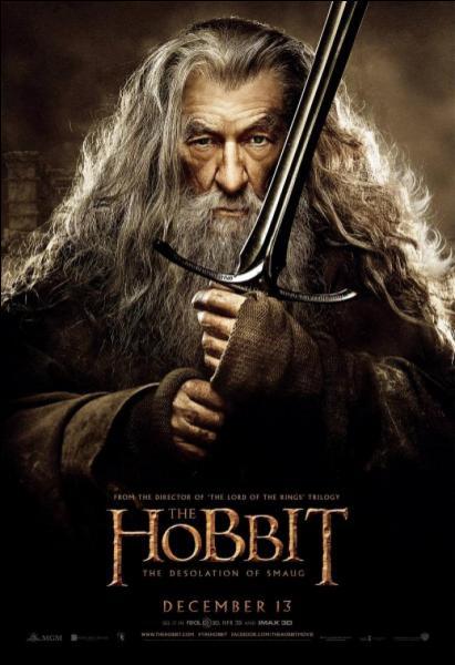 Qui joue Gandalf le Gris ?