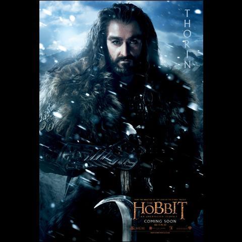 Qui joue Thorin Écu-de-Chêne ?
