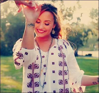 Avec qui Demi Lovato aimerait-elle faire un duo ?