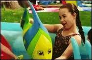 Dans quelle série pour enfants Demi Lovato a-t-elle fait ses débuts d'actrice ?