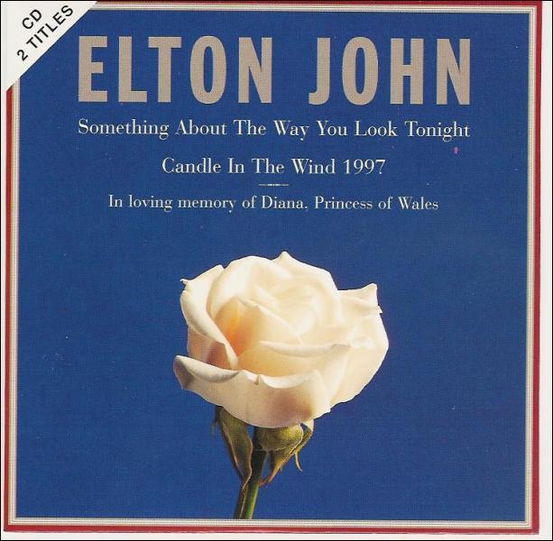 Elton John se hisse en 1997 à la première place avec 'candle in the wind'. Pour qui cette chanson est dédiée: