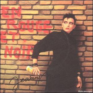 En 1986, Jeanne Mas, vêtue de 'rouge et noir' est N°1. Quel autre de ses tubes a réussi cette performance: