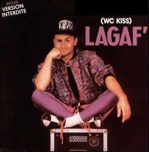 En 1990, comment est 'Le lavabo' de Lagaf: