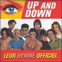 En 2001, la téléréalité déboule sur les écrans et avec elle son lot de produits dérivés. Qui chantait 'Up and down'