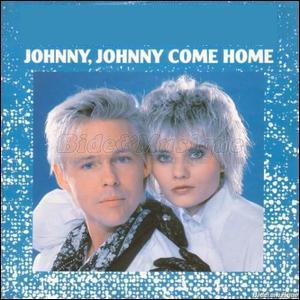 En 1989, 'Johnny, Johnny come home' est interprété par: