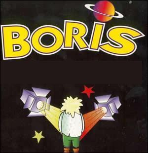 En 1996, ce soir, chez Boris, c'est soirée....
