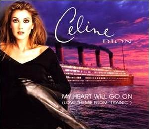 Céline Dion, en 1998, surfe sur le succès de Titanic avec 'My heart will go on'. Quelle autre chanson a-t-elle classée en tête des ventes:
