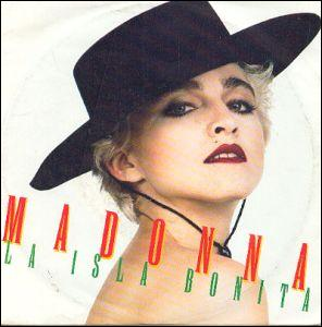 Pour la 1ère fois, Madonna grimpe sur la plus haute marche en 1987 avec 'La ista bonita'. Quel autre titre a réussi cet exploit ?