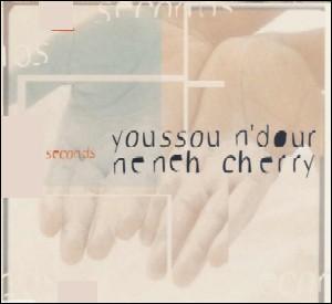 En 1994, combien y a-t-il de 'seconds' pour Youssou N'Dour & Neneh Cherry ?