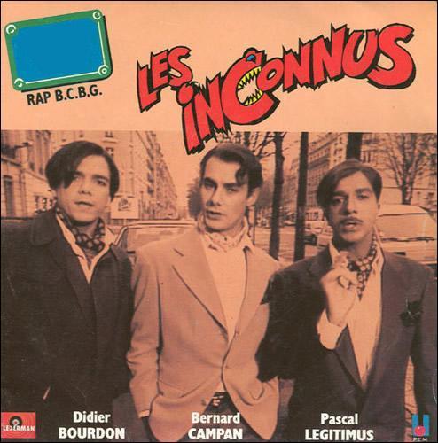 En 1991, les Inconnus critiquent les banlieues chics de Paris :
