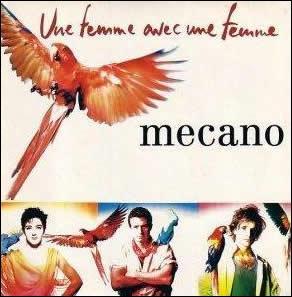 La même année, Mecano triomphe avec 'Une femme avec une femme'. De quelle ville d'Espagne viennent-ils ?