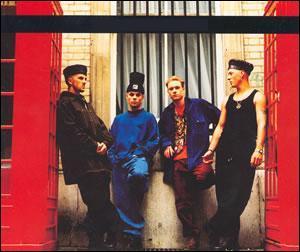 En 1993, la mode des boy's band commence avant de s'éteindre aussi vite. Qui chante 'It's alright' ?