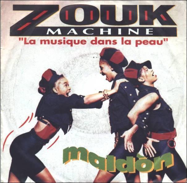 En 1989, le Zouk revient au premier rang grâce à Zouk  Machine qui vient de :