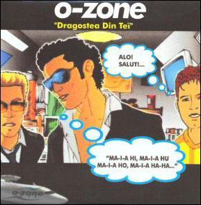 En 2004, O-zone réussit l'exploit de mettre une chanson des pays de l'est en tête du Top 50. Mais de quel pays viennent-ils ?