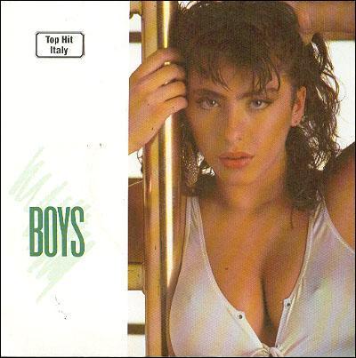 1988: personne n'a oublié cette fille aux formes généreuses se trémousser dans sa piscine avec ses 'Boys', c'est :