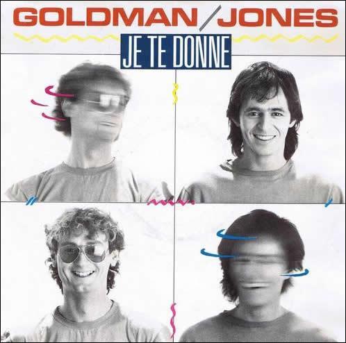Tube pour Goldman en 1985, avec 'Je te donne'. Quel boy's band a repris cette chanson 10 ans plus tard ?