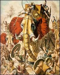 En 202 avant J.-C. - Quelle bataille de la Deuxième Guerre punique donne-t-elle la victoire aux légions romaines sur les forces commandées par Hannibal ?
