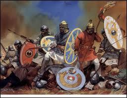 En 378 après J.-C. - Quelle est cette bataille opposant l'armée romaine à celle des Wisigoths et Ostrogoths ? Ce sera une cuisante défaite pour Rome et l'empereur Valens mourra même pendant les combats.