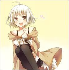 Elle s'appelle Lyna et invoque la lumière. Elle est dans quel manga ?